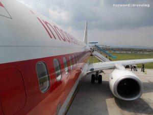 Garuda Indonesia Retro Livery | Doc: Fazword