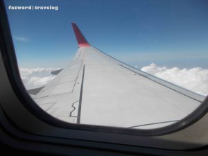 View Garuda Indonesia 361 | Doc: Fazword