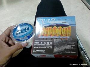 "Lion Air ""Delay Compensation"" | Doc: Fazword"