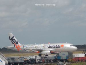 Jetstar Airways Inaugural Flight to Lombok | DocL Fazword