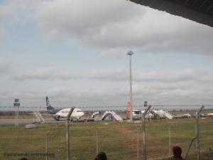 Lombok International Airport Apron | Doc: Fazword