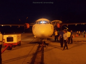 Wings Air at Lombok International Airport | Doc: Fazword
