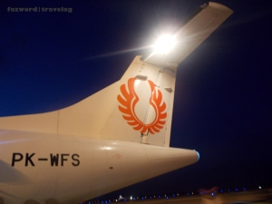 Wings Air Logo & PK-WFS | Doc: Fazword