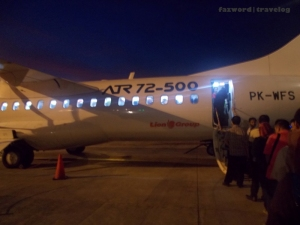 Boarding Wings Air IW1849 | Doc: Fazword