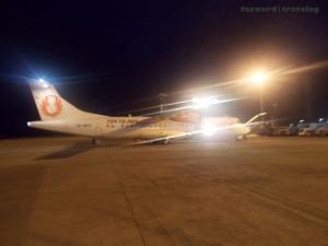 Wings Air ATR72-500 PK-WFH at Lombok International Airport | Doc: Fazword
