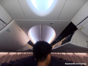Sky Interior Lion Air B737-800NG | Doc: Fazword