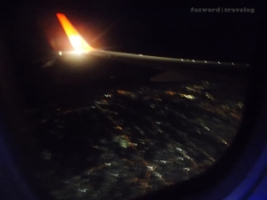 Lion Air JT903 After Takeoff | Doc: Fazword