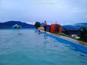 Kolam Pemandian Air Panas Puncak Darajat | Doc: Fazword