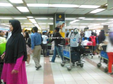 Ngurah Rai International Airport Domestic Arrival | Doc: Fazword