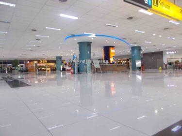 Arrival Terminal 3 Soekarno - Hatta Airport   Doc: Fazword