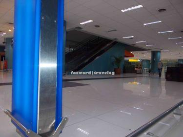 Arrival Terminal 3 Soekarno-Hatta Airport   Doc: Fazword
