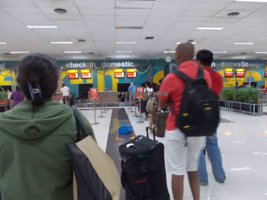 Check-in AirAsia Terminal 3 Soekarno-Hatta   Doc: Fazword