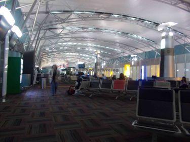 Waiting Room Terminal 3 Soekarno-Hatta   Doc: Fazword