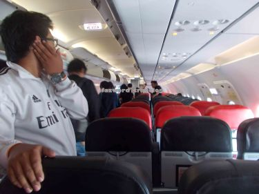 Disembark AirAsia QZ7510   Doc: Fazword