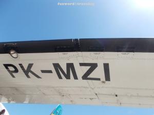 PK-MZI Merpati Nusantara | Doc: Fazword