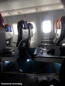 Merpati Nusantara MA60 Seat Configuration | Doc: Fazword