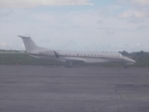 Premi Air Embraer EMB-135BJ PK-RJG at Lombok | Doc: Fazword