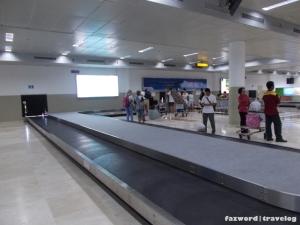 Conveyor Belt Lombok International Airport | Doc: Fazword