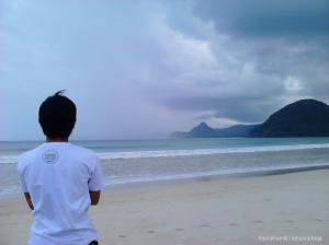 Pantai Selong Belanak, Lombok   Doc: Fazword