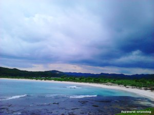 Pantai Tanjung Ann Lombok | Foto: Fazword