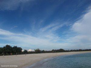 Pantai Tanjung Ann Lombok| Foto: Fazword