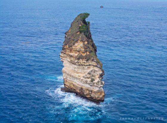 TWA Gunung Tunak Lombok | fazword