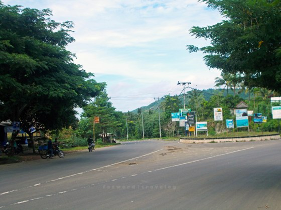 Kuta Lombok Intersection | fazword