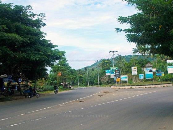 Kuta Lombok Intersection | fazword