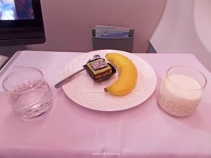 Batik Air C Class Dessert | Photo: Fazword