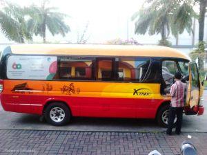 Xtrans Karawaci - Bandung | Photo: fazword
