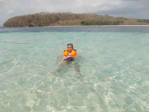 Snorkeling @ Gili Nanggu | photo: fazword
