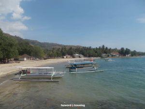 Pelabuhan Tawun Sekotong   photo: fazword