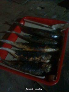 Bakar Ikan | Photo: fazword