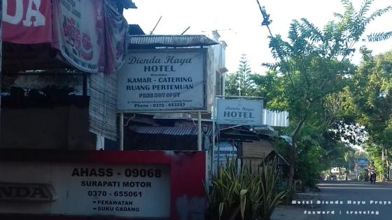 Hotel Dienda Hayu Praya| photo: fazword