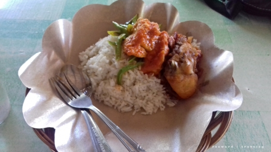 Menu Warung Murah Kuta | photo: fazword