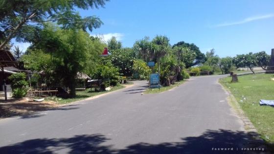 Bundaran Novotel Kuta Lombok | photo: fazword