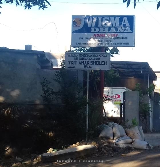 Wisma Dhana Praya| photo: fazword