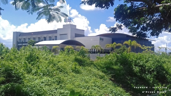 d'Praya Hotel Lombok | photo: fazword