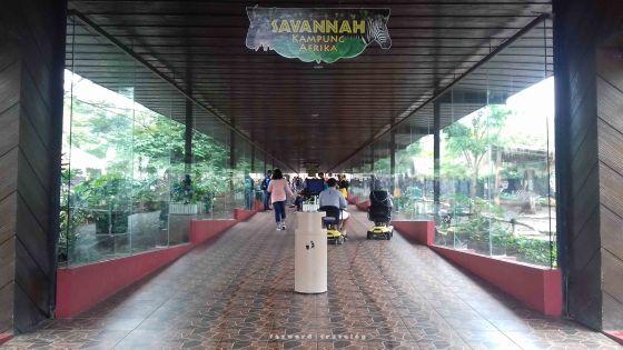 Savannah Jatim Park 2| photo: fazword