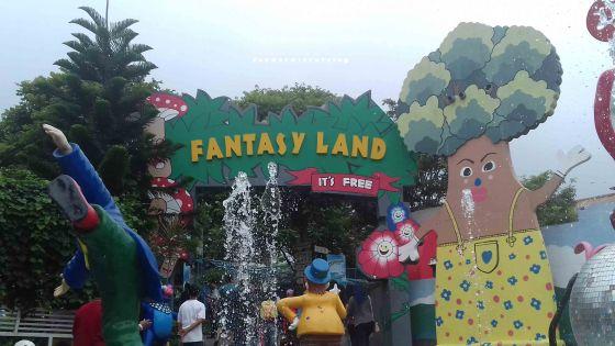 Fantasy Land Jatim Park 2| photo: fazword