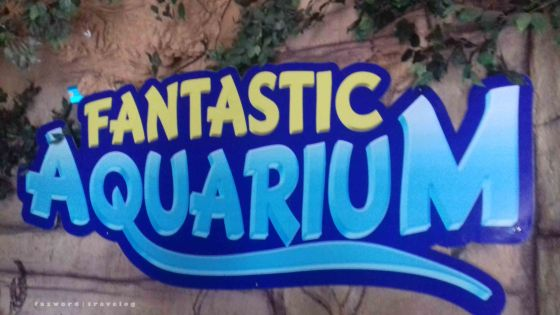 Fantastic Aquarim Jatim Park 2 | photo: fazword